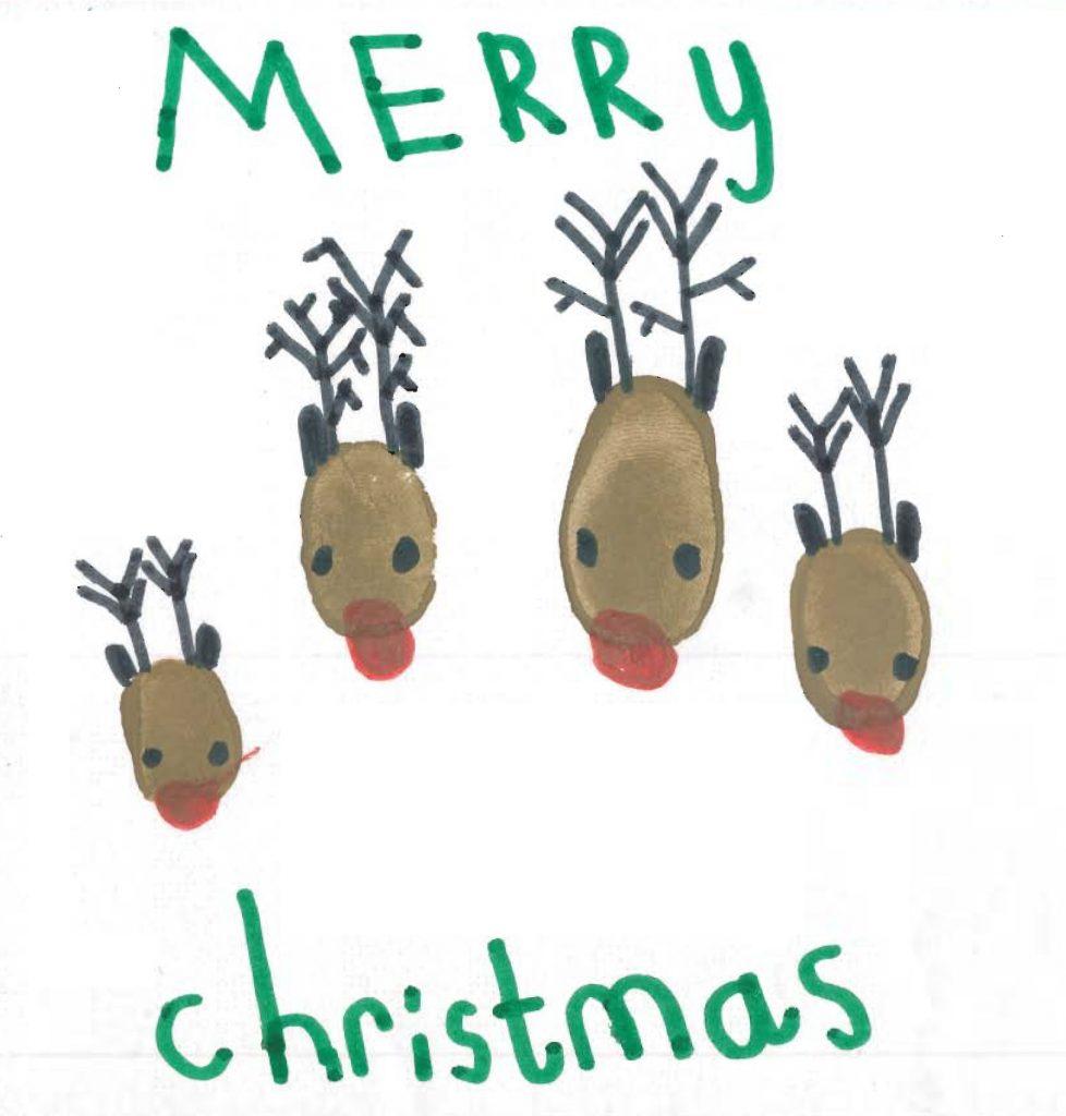A015 | School Christmas Cards